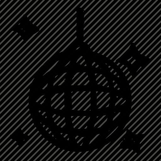 ball, club, disco, dj, music, party icon