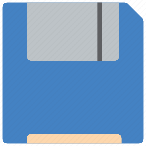 disk, essentials, floppy, save, save as icon