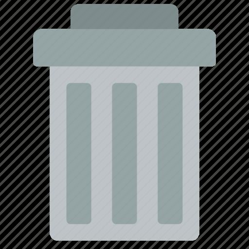 Bin, essentials, recycle, rubbish, trash icon - Download on Iconfinder