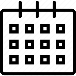 file, math, notebook, square icon