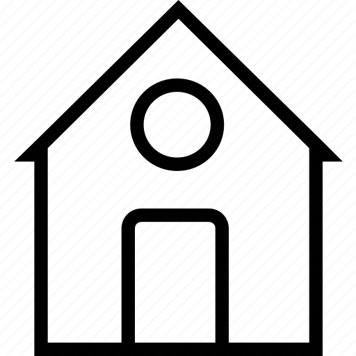 home, house, masion, residence icon