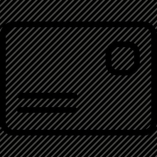 address, back, contact, data, envelope icon