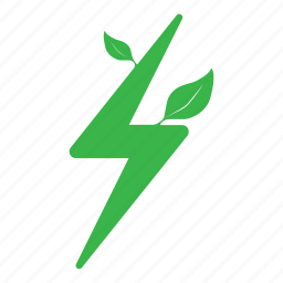 electric, energy, green, green energy, renewable, renewable energy, sustainability icon