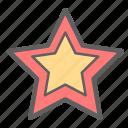 award, bookmark, favorite, medal, rating, star, stars