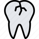 care, dentist, health, stomatology, tooth icon