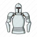 armor, exhibit, exhibition, knight, museum, object, sights icon
