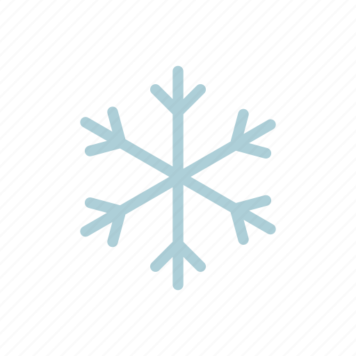 cold, forecast, ice, snow, weather icon