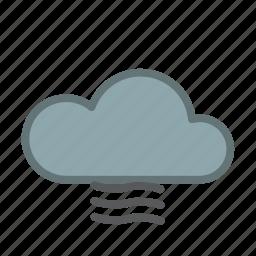 cloud, fog, foggy, forecast, mist, weather icon