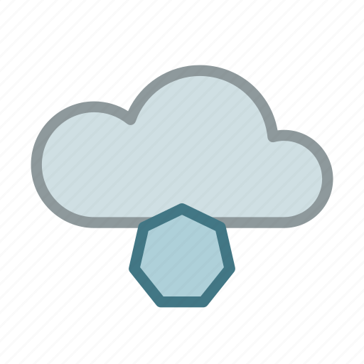 cloud, forecast, hail, hailing, ice, icy, weather icon