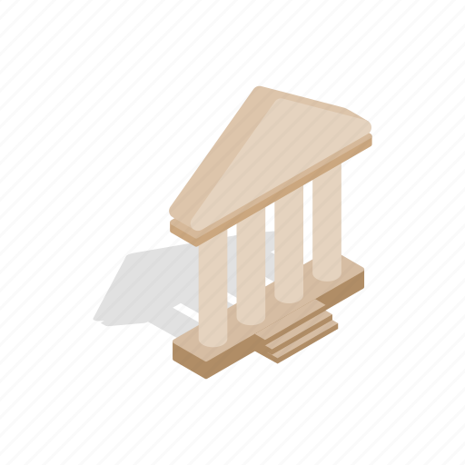 Architecture, building, house, isometric, landmark, theater icon - Download on Iconfinder
