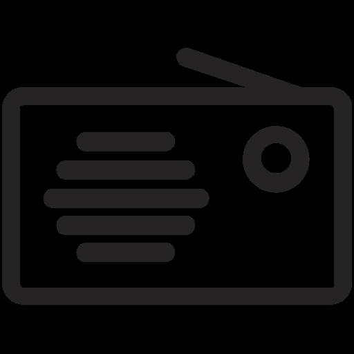 communication, radio, talk icon