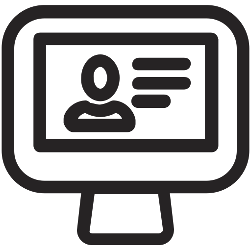 access, login, register, signup icon