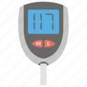 blood test, diabetes monitoring, glucometer, glucose monitoring, medical equipment, sugar test icon