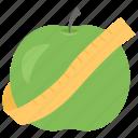 deting, diet food, healthy diet, natural food, nutritious food icon