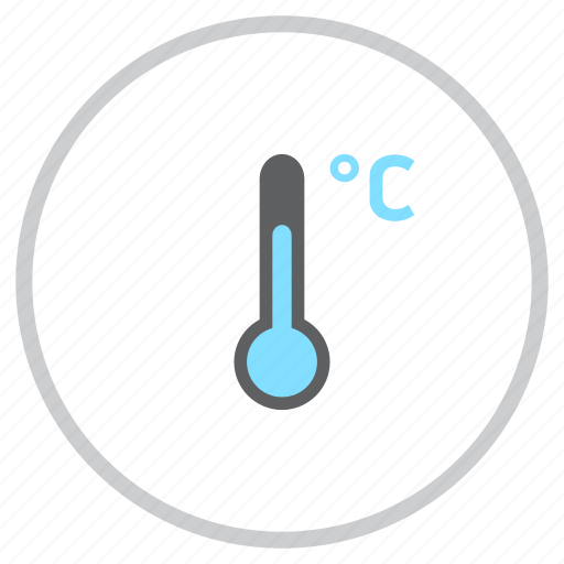 celcius, degree, forecast, reading, temperature, thermometer, weather icon