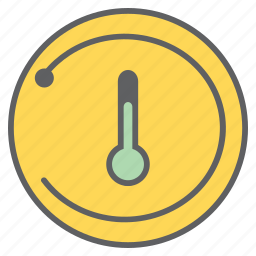 forecast, measure, refresh, reload, temperature, thermometer, weather icon