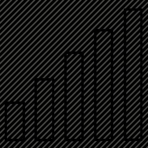 analytics, e commerce, ecommerce, sales icon