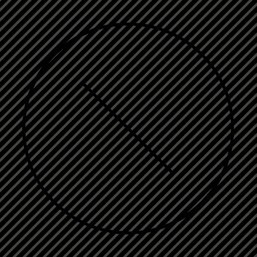 circle, close, close button, delete, exit, remove icon