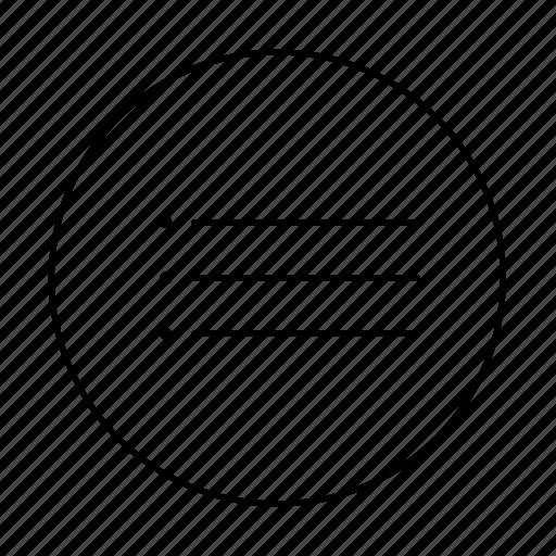 bullet, bullet list, check list, circle, list, listing, todo list icon