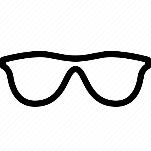 glasses, relax, sunglasses icon