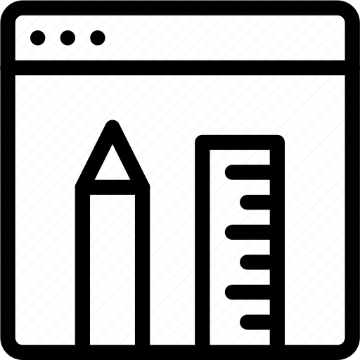 customize, design, editor icon