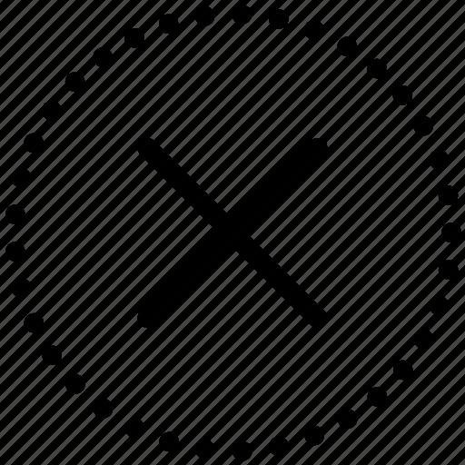close, remove icon