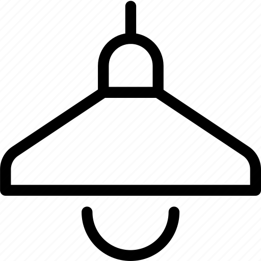 ceiling, light, lighting, pendant icon