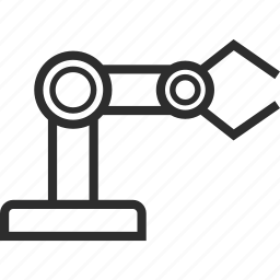 device, robotic, technology, tool icon