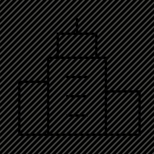 building, business, city, office, skyscraper icon