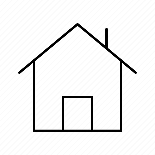 building, family, home, house, village icon
