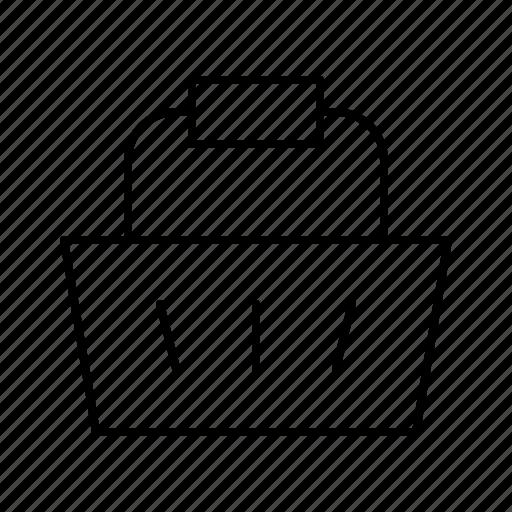 basket, buy, commerce, shopping, supermarket icon