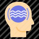 dynamic, head, mind, thinker, thinking
