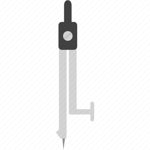 geometry, measuring, protractor, ruler, tool icon