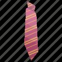 cartoon, isometric, pink, striped, suit, tie, tuxedo