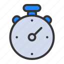 timer, time, watch, clock