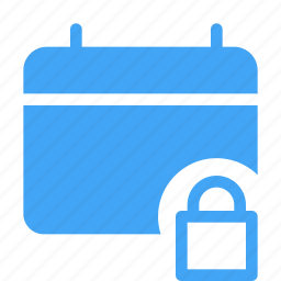 calander, date, day, event, scheduled, security icon