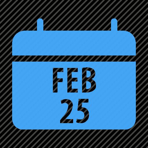 calander, date, day, event, navigation, scheduled icon