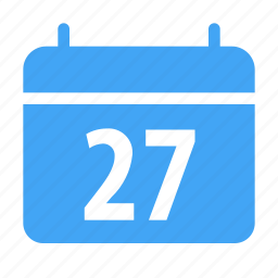 calender, date, day, scheduled, vent icon
