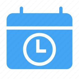 clock, event, pending, scheduled, time, timer icon