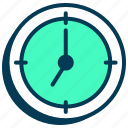 alarm, clock, optimization, schedule, stopwatch, time, watch icon