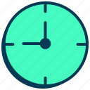 alarm, clock, optimization, schedule, time, timer, watch icon