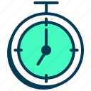 alarm, clock, optimization, stopwatch, time, timer, watch icon