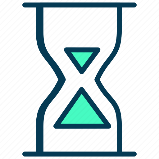 deadline, hourglass, sand, sand clock, time, timer icon