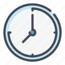 alarm, appointment, clock, schedule, time, watch icon