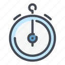 appointment, clock, schedule, stopwatch, time, timer, watch icon