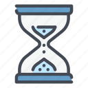 clock, glasshour, hour, sandwatch, time, timer, watch icon