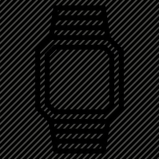 Clock, digital, time, watch, wrist icon - Download on Iconfinder