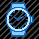 clock, date, time, watch, wristwatch