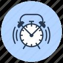 alarm, clock, date, time icon