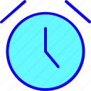 alarm, bell, clock, hour, time, timer, watch